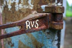 RVS Rust (The Joy Of The Mundane) Tags: macro texture closeup peeling rusty flake textures rusted oxidation rusting peel flaking oxidize corrosion textured corroded oxidized rvs corroding