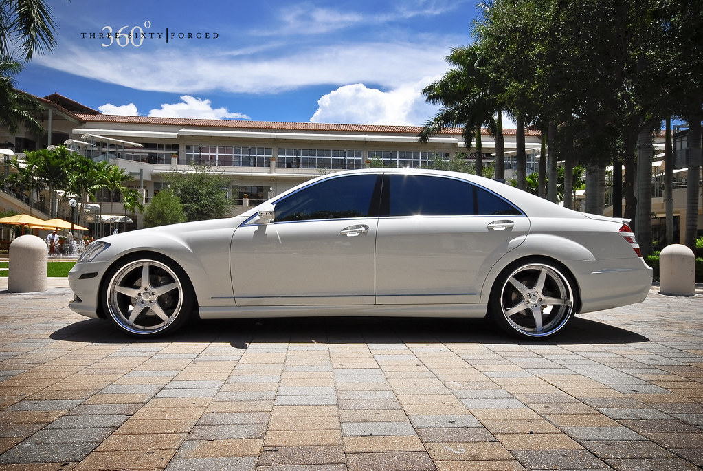 22 Quot S550 Cl550 3 Pce 360 Forged Wheels F S Cheeaaapppp Mbworld Org Forums