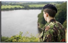 Beautiful Soldier (Muzammil (Moz)) Tags: uk landscape manchester photography moz conon400d afraaz muzammilhussain beautifulsoldier
