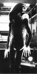 Translucent Alien Costume (Nick Derington) Tags: fiction film scott alien science hr creature 1979 biomechanical giger ridley xenomorph