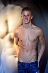A&F model 2 (Violentz) Tags: shirtless man male guy store torso af halfnaked