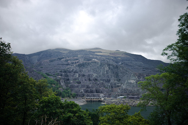 Dinorwic-1 From across the valley (by Ben Cooper)