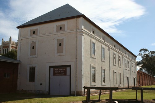 New Norcia Flour Mill