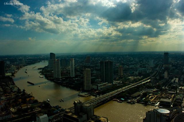 Bangkok Skyline 2 (explore)