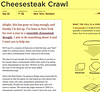 Cheesesteak Crawl | Jason Santa Maria_1220589594203