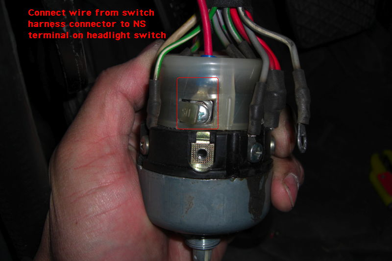Wiring Lights Switch At End Of Run