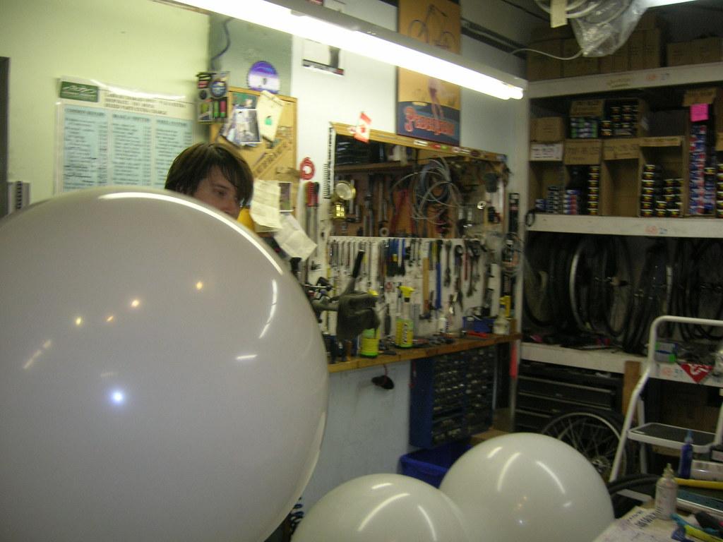 Helium is forbidden in churches.