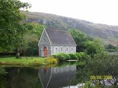 Ireland - Gougane Barra - St Finbar
