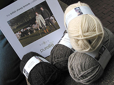 Rowan Purelife British Breeds Wool