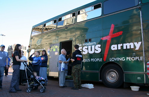Jesus Army in Hull