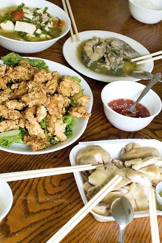 Meal @ Mama Minh's