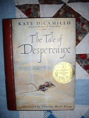 Kate Dicamillo The Tale Of Despereaux Book Review: The Tale ...