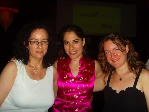 Liz Pullen, Andrea Syrtash & Florence Holdeman