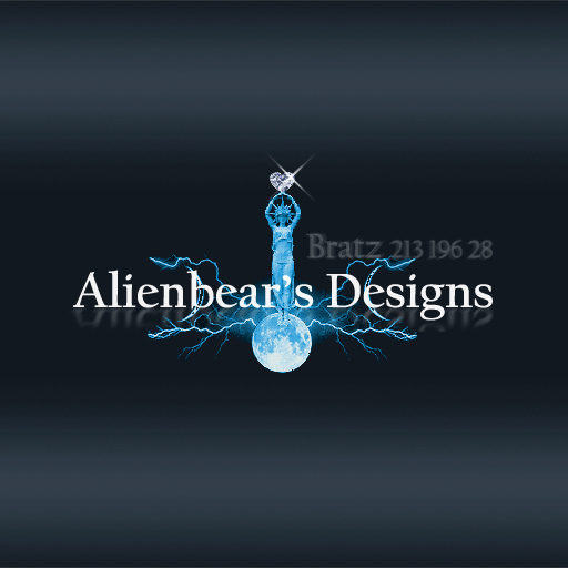 alienbear's designs Logo sept08