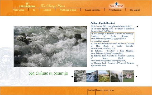 Spa Culture in Saturnia