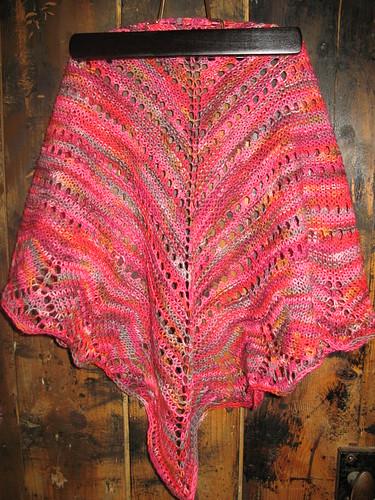 shawl in Regia
