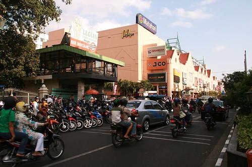 Die Malioboro-Mall
