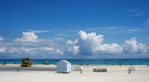 South Beach Miami - flickr/Erman Akdogan