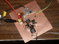 W8DIZ 5 Watt CW Amplifier