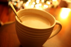 A nice cup of Hot Cocoa (The One and Only Jet Guer) Tags: hot milk chocolate soy cocoa abuelita