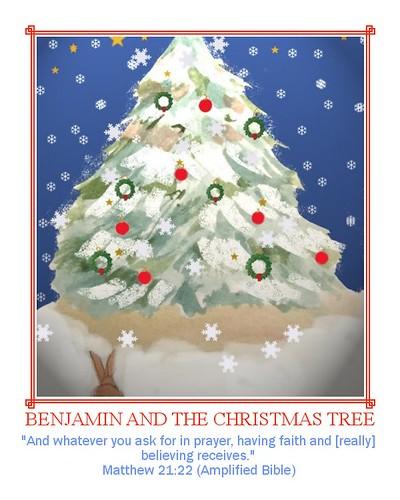 Benjamin and the Christmas Tree
