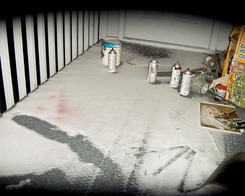 Our Porch, 6am