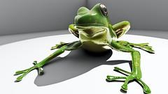 Frog: Kiss a Printz!