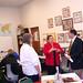 ABLE Instructor Nancy Harmen and Halter speak with Burke