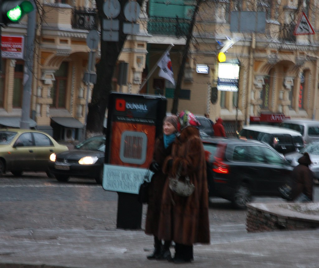 street fashion: Kiev