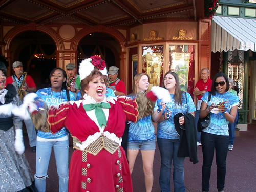 Citizens of Main Street & the Toontown Tuners 