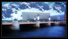 Kursal, San Sebastian (letxunineu) Tags: puente outsider paisaje nubes donosti zurriola blueribbonwinner abigfave theunforgettablepictures letxu globalworldawards