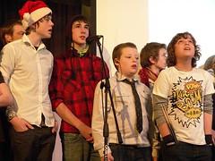 DSC01943 (Sunderlandpix) Tags: christmas school st for woods support december catholic williams mr aidans sierra f sing miss 2008 fundraising leone payne 17th josephs chri blama sunderlandpix