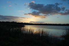 North Savannahs Refuge Sunset