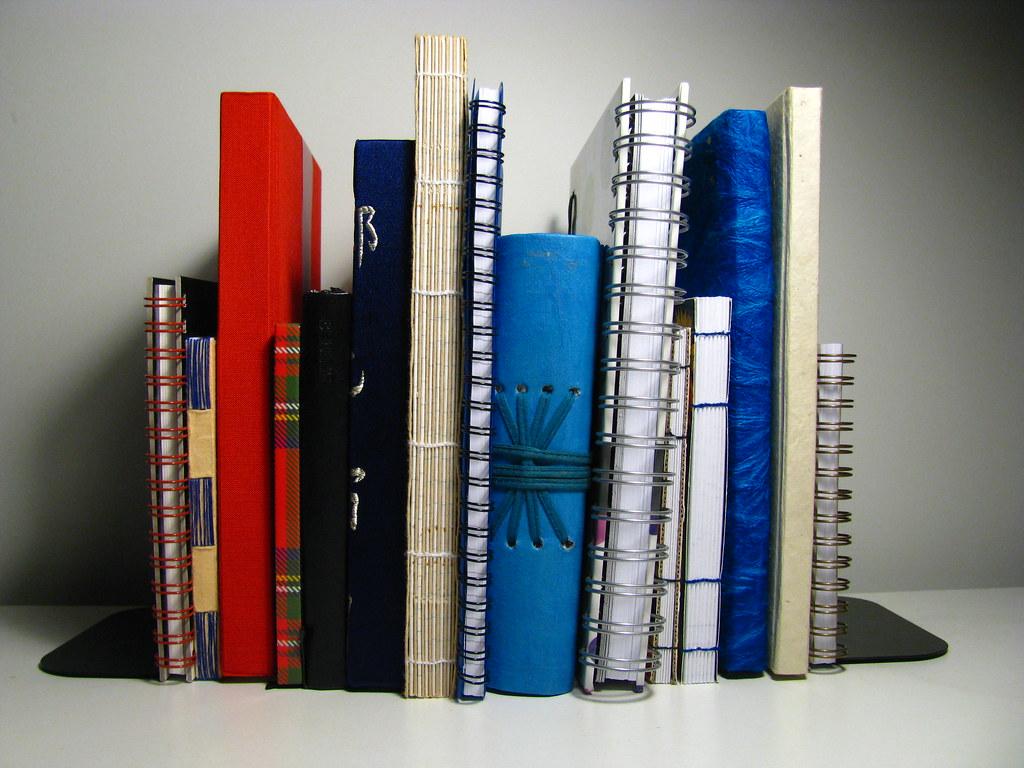blank notebooks | dec 2008