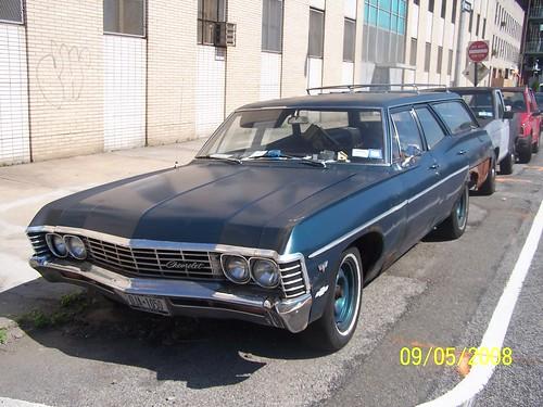 1967 chevrolet bel air wagon