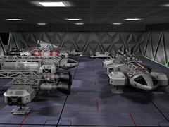Space 1999 (65) (Star Trek Rules) Tags: eagle moonbase space1999