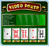 video poker game rules