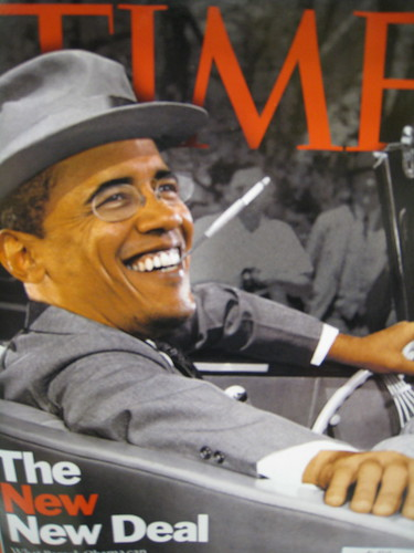 Obama as Roosevelt... by MyEyeSees.