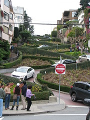 Lombard Street-San Francisco, California (Michael6076) Tags: california lombardstreetsanfrancisco