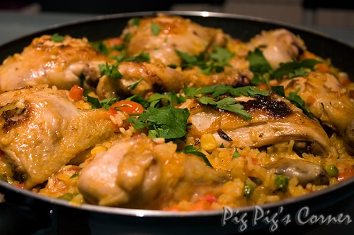 chicken paella1