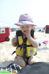 Beach Day with Friends-10.jpg (Chris W.T. Burke) Tags: beach sandbanks picton bloomfield