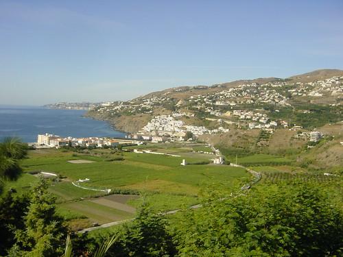 Guía de viaje a la Costa de Granada