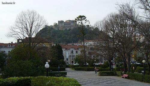 Cidade e Castelo de Leiria