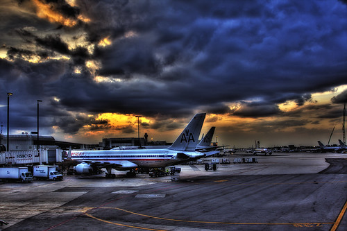 American Terminal MIA