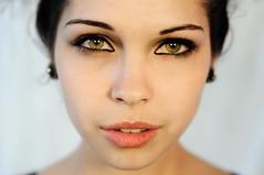 Into those deep eyes (noamgalai) Tags: nyc portrait woman ny newyork eye girl beautiful face studio photo model eyes picture greeneyes photograph   krystals strobes  noamg noamgalai   racheldashae newyorkfantasyphotoshootoff siteportraits