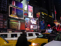 Times Square again