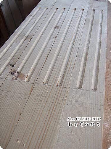 手作木工化妝台-5