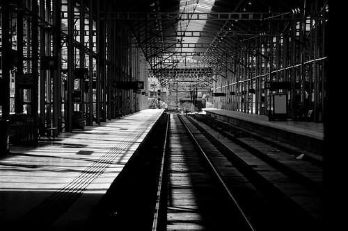 Malaga train station