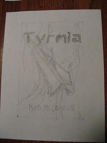 Tyrmia Cover Concept