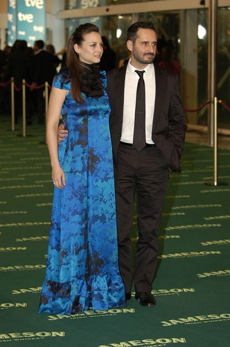 Leonor Watling y Jorge Drexler en los Premios Goya 2009_3